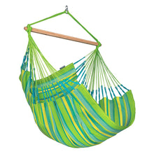 Domingo Weather-Resistant Lounger Hammock Chair by La Siesta