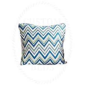 Custom Carolina Throw Pillow - Swing Chairs Direct