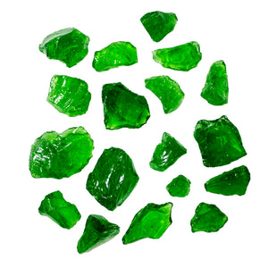 Recycled Fire Glass - Green