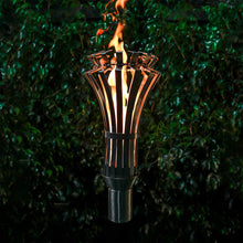 Gothic Fire Torch - 01