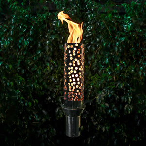 Honeycomb Fire Torch - 01
