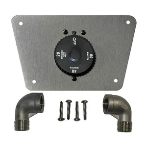 Top Fires 1-Hour Gas Timer For Gas Fire Pits