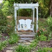 Uwharrie Porch Swing, Annaliese Collection -  4 Foot