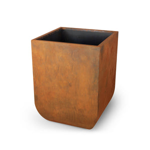 Tuscon Vertical Corten Steel Planter