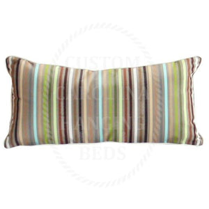 Custom Carolina Lumbar Pillow - Swing Chairs Direct