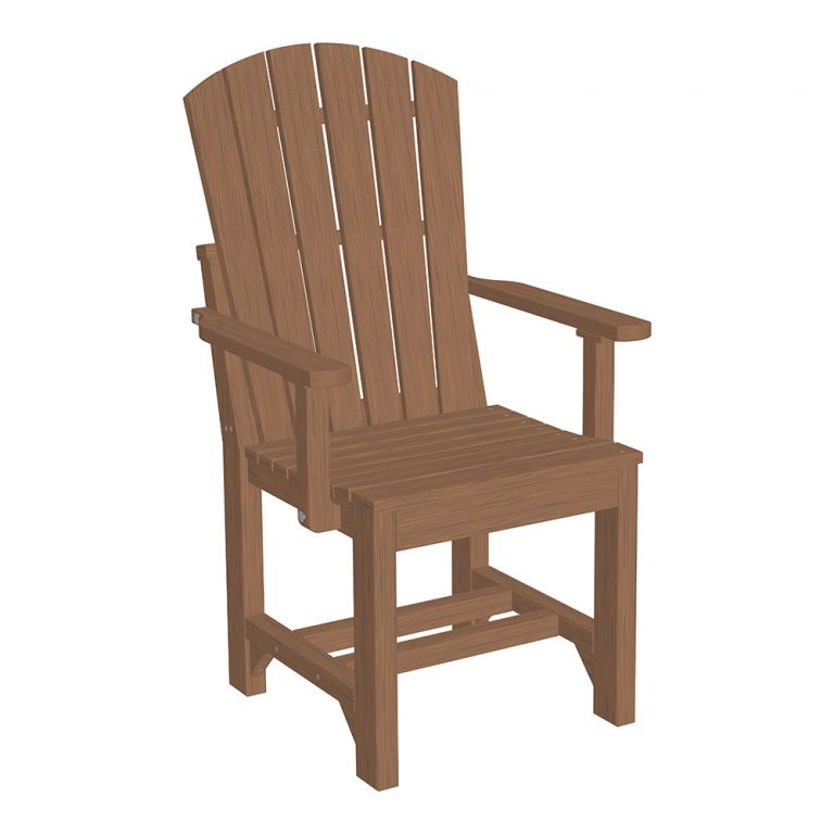 Adirondack Arm Chair - 02
