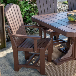 Adirondack Arm Chair - 01