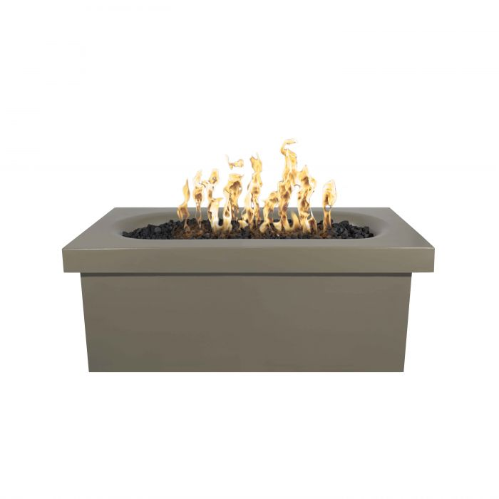 Ramona Rectangular Fire Pit Table - 01