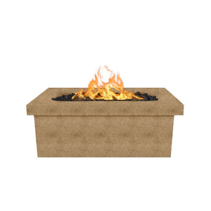 Ramona Rectangular Fire Pit Table - 15
