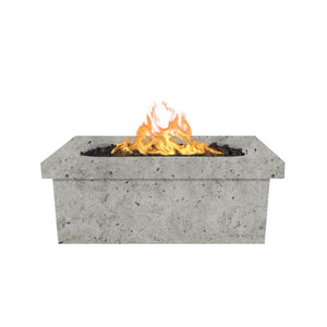 Ramona Rectangular Fire Pit Table - 18