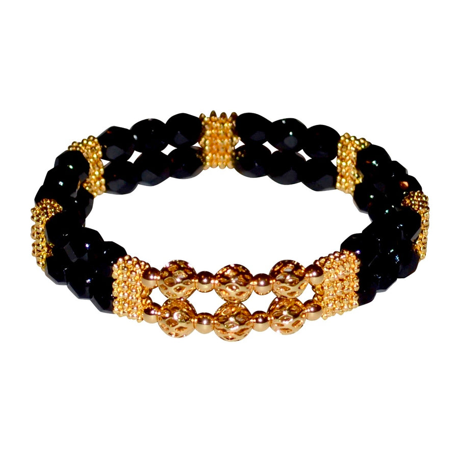 BIANCA BRACELET IN BLACK