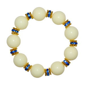 ANYTIME BANGLE IN IVORY