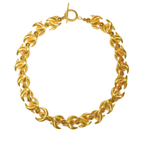 LUNA NECKLACE IN GOLD