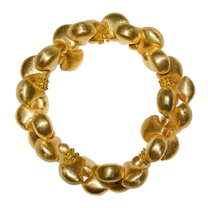 AUDREY BANGLE IN GOLD