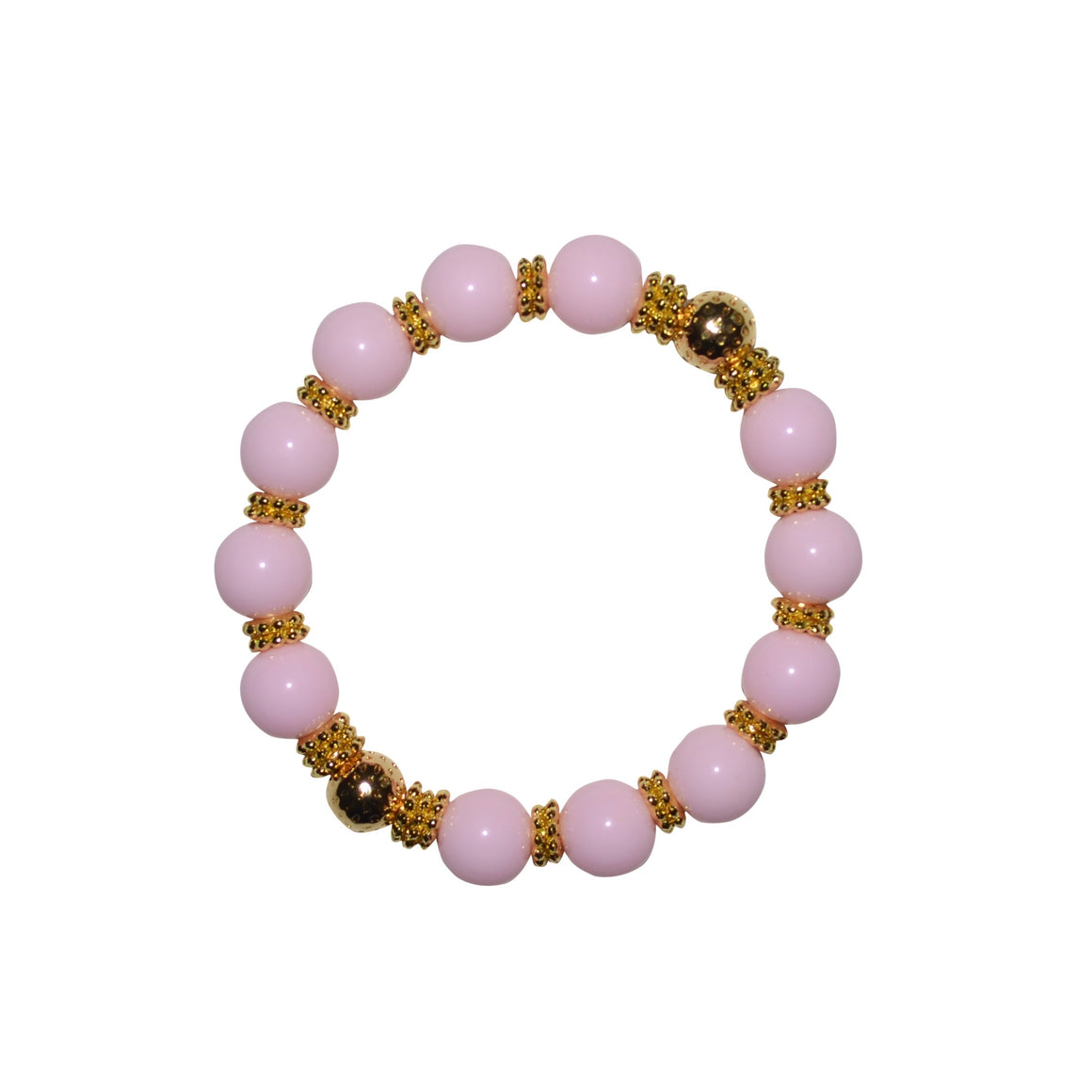 TATE HUDSON BANGLE IN PINK