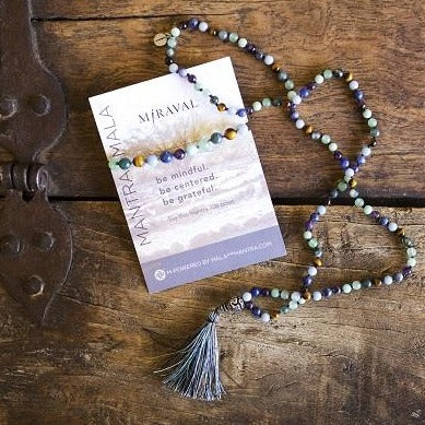 Miraval Mala Necklace