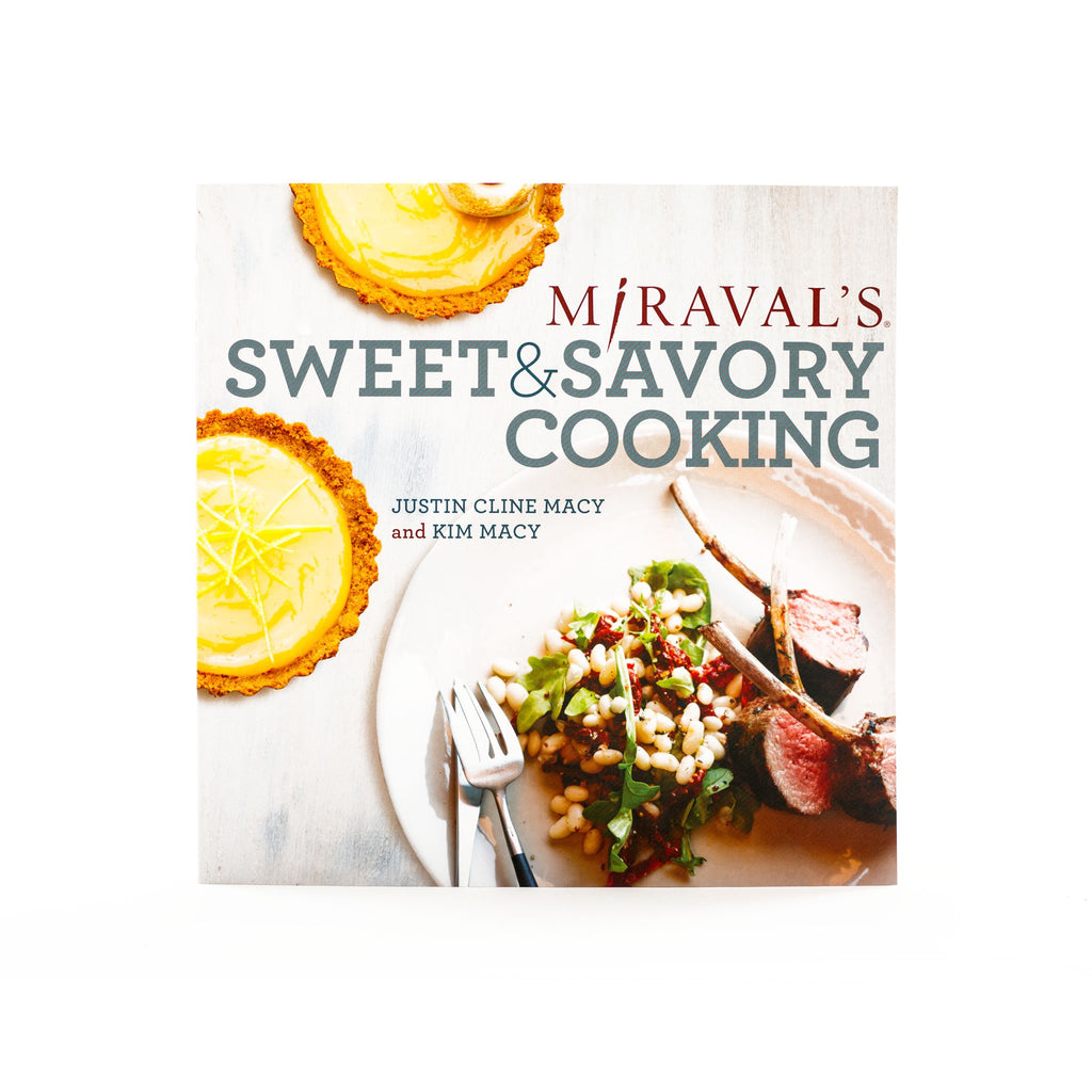 Miraval Sweet and Savory Cookbook