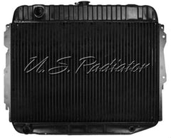 "'66 - '69 B-Body Small Block Radiator -26"" Wide"