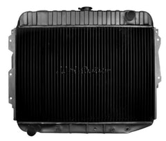 "'66 - '69 Dodge B-Body  Big Block Radiator - 26"" Wide"