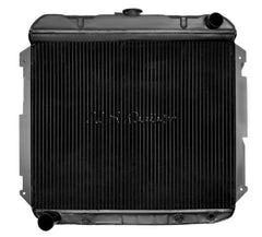 "1966 - 1969 Dodge B Body Radiator - 22"" Wide"