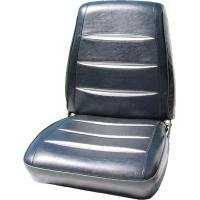 1968 Charger Front Bucket Seat Skins - Pair