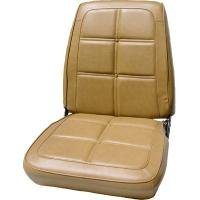 '69 Charger Bucket Seat Skins -Pair