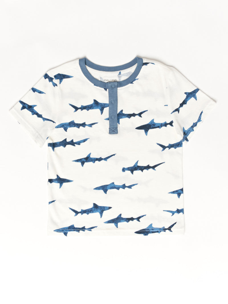 Shark Henley