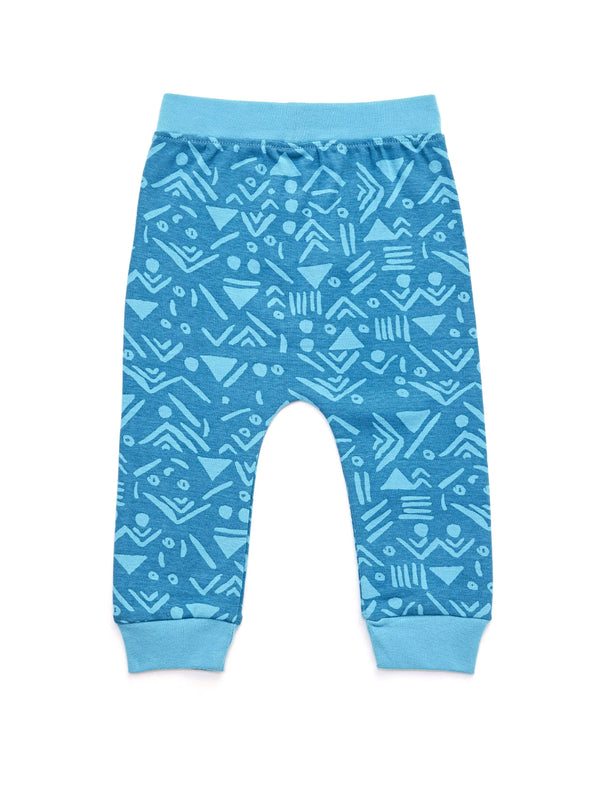 Infant Tribal Print Jogger