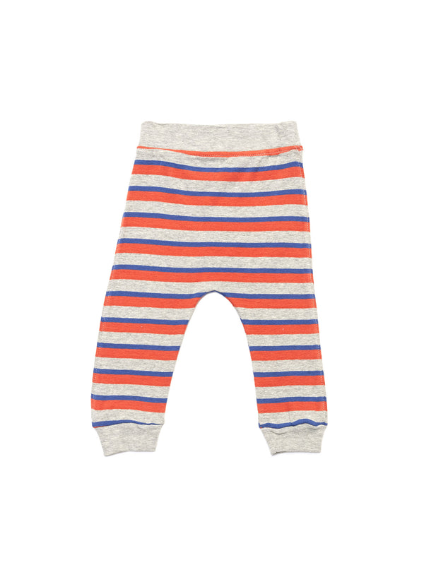 Infant Striped Jogger Pant