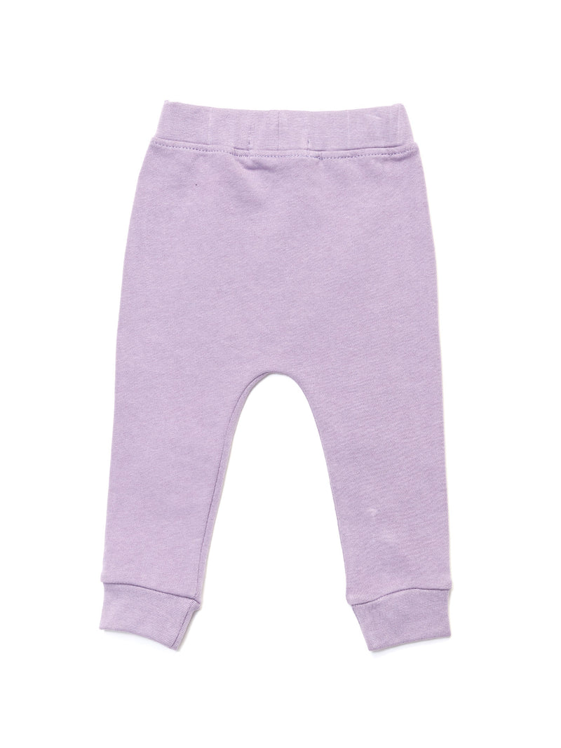 Infant Jogger Pant With Patches