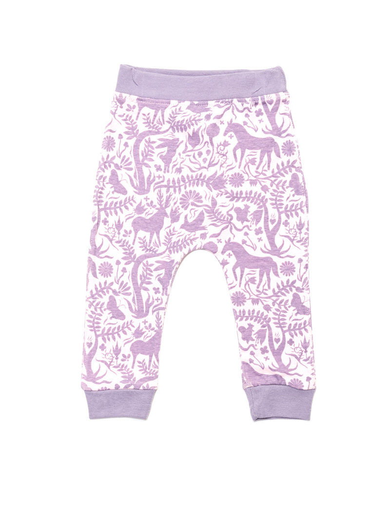 Infant Folk Forest Jogger Pant