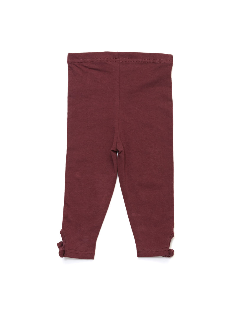 Infant Fox Bow Legging
