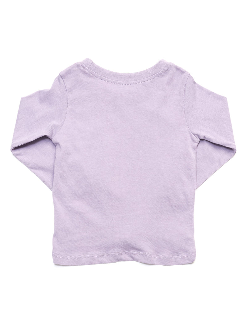 Infant Doe Graphic Bow Front Tee
