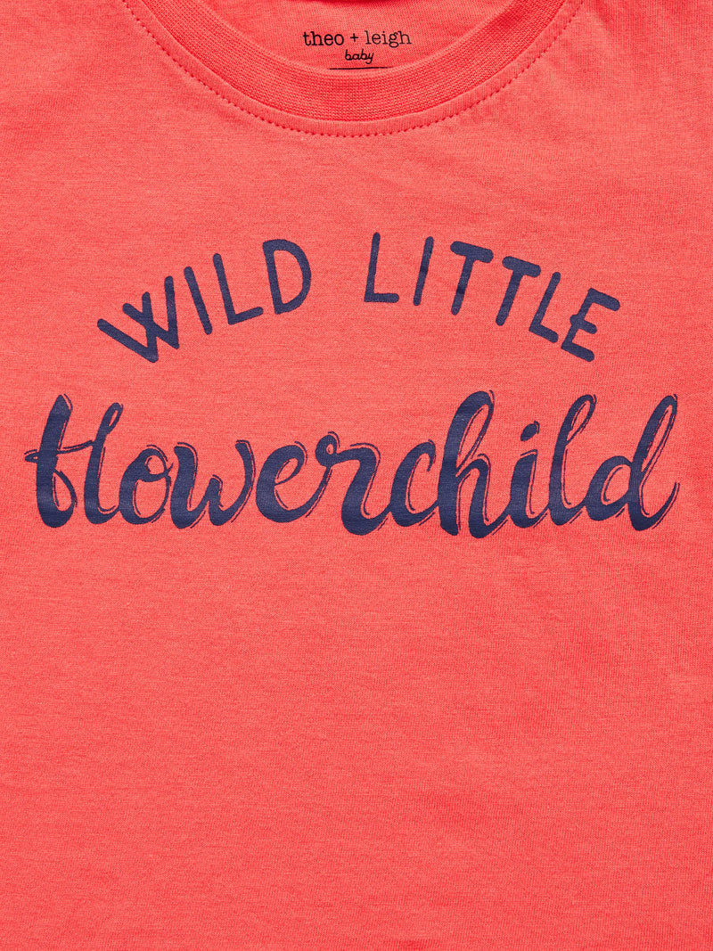 Infant Flowerchild Tee