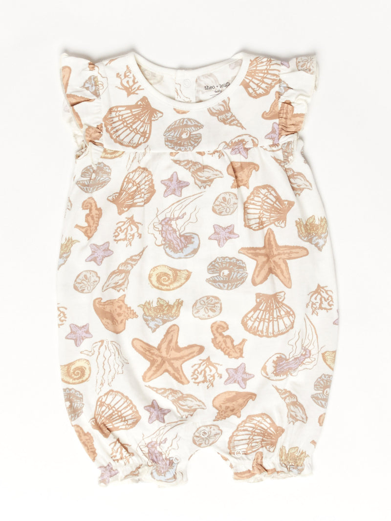 Infant Seashell Romper