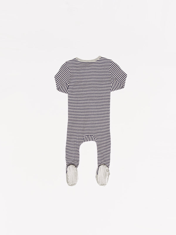 Infant Holiday Stripe Pajamas