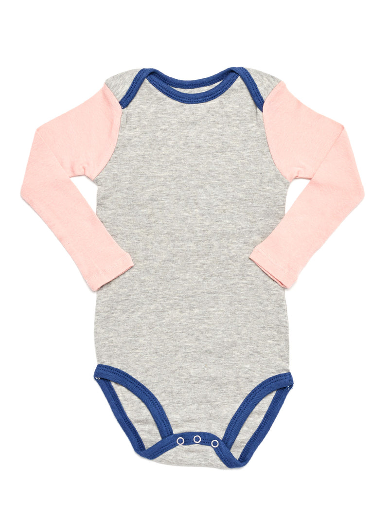 Infant Colorblock One-Piece