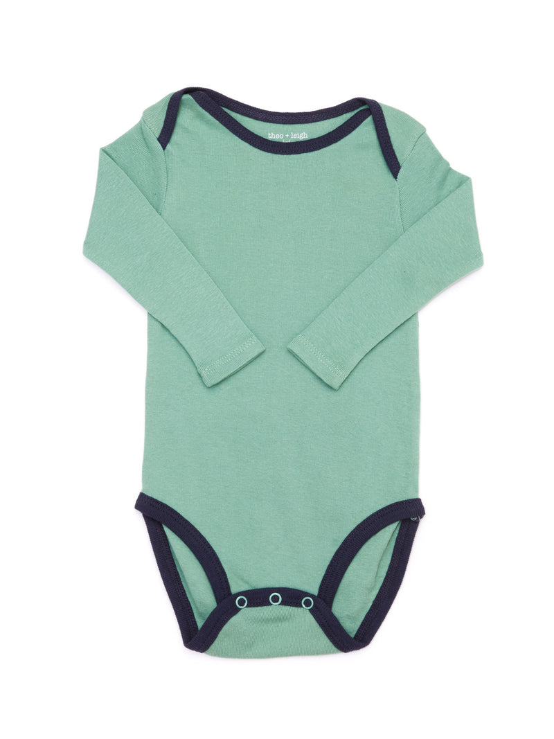 Infant Solid One-Piece