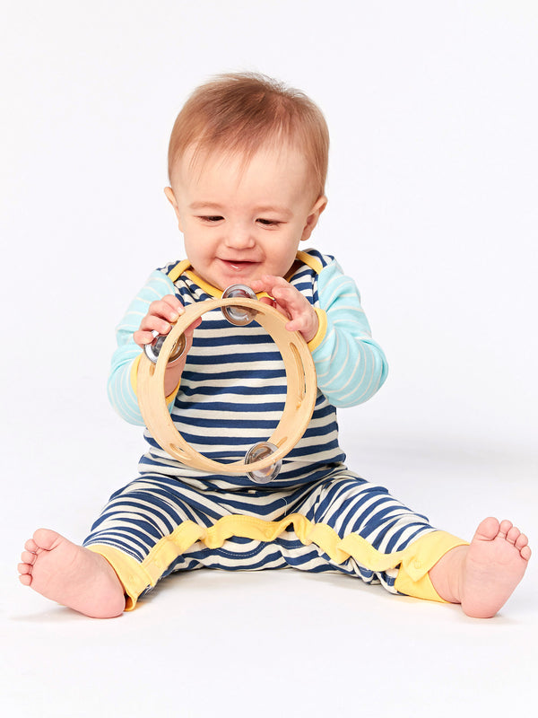Infant Stripe Mix Jumper