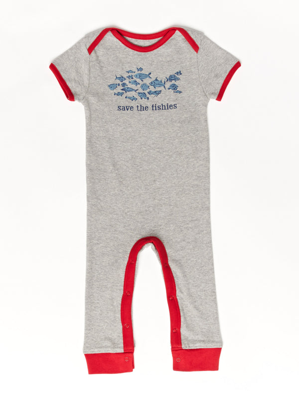 Infant Save The Fishies Jumper
