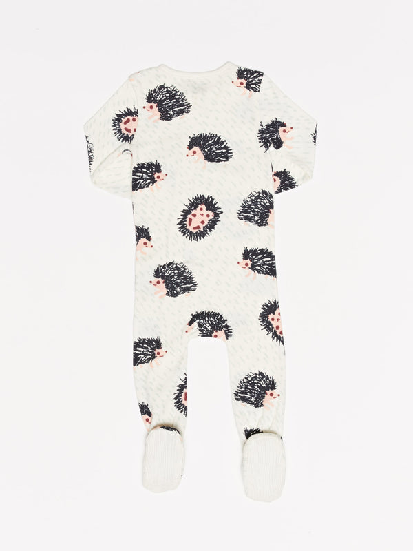 Infant Hedgehog Footie Pajamas