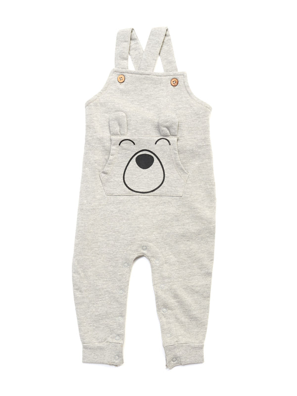 Infant Bear Face Jumper