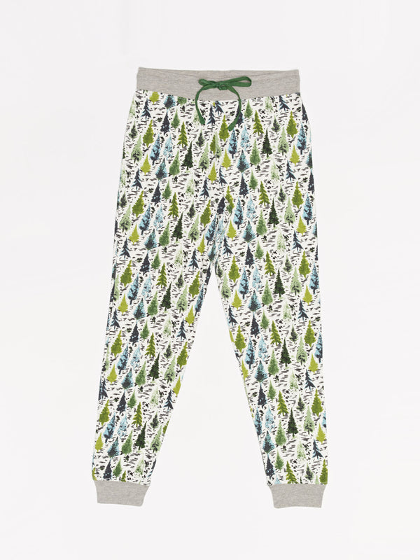 Women's Evergreens PJ Set