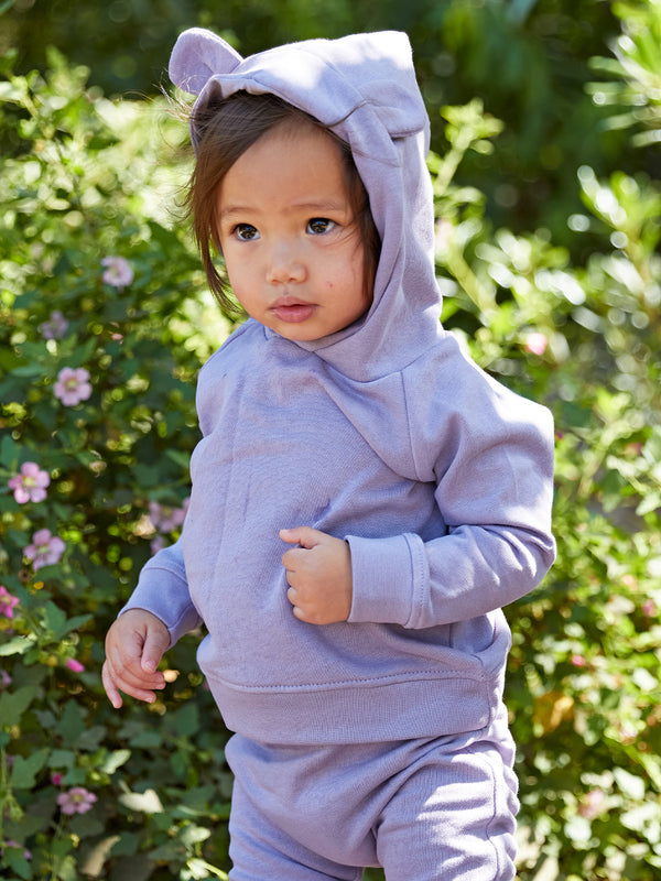 Infant Bear Pullover hoodie