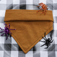Load image into Gallery viewer, Caught in your Web // Troy Bow Tie & Harley Bandana Duo