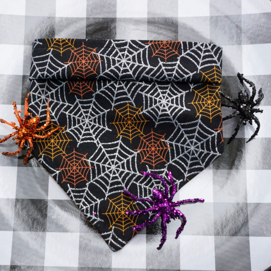 Caught in your Web // Harley Bandana