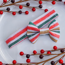 Load image into Gallery viewer, Christmas Cookies // Reversible Bow Tie
