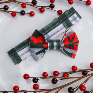 Perfectly Wrapped // Reversible Bow Tie