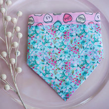 Load image into Gallery viewer, Sweetheart Bouquet // Reversible Bandana