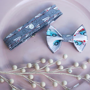 Special Delivery // Reversible Bow Tie